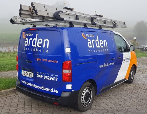 About Arden Broadband - Wireless Broadband and Internet for Cavan